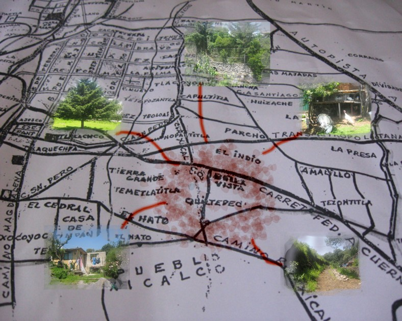 Quiltepec mapas