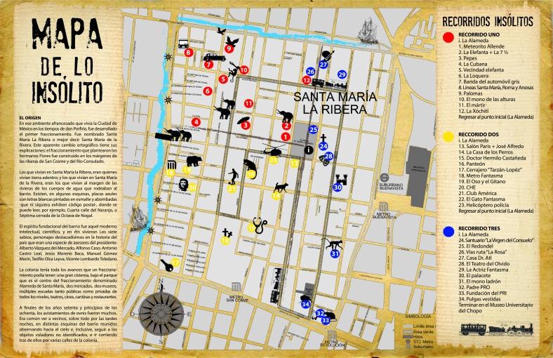 Mapa SMR